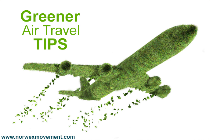 4 Tips for Greener Air Travel