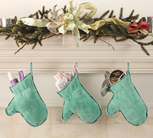 Decorate Homemade Jars Of Jam Christmas Tissue Paper