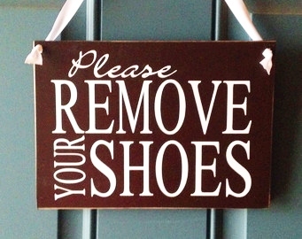 Benefits Of A Shoe Free Home