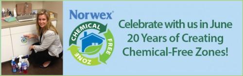 Norwex Chemical Free Zones
