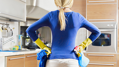 Spring Cleaning - Norwex Style