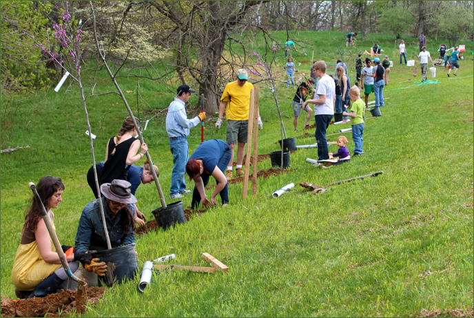 Eco-Friendly Activities for You and Your Family: Volunteering