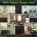 The Safe Haven House Tool