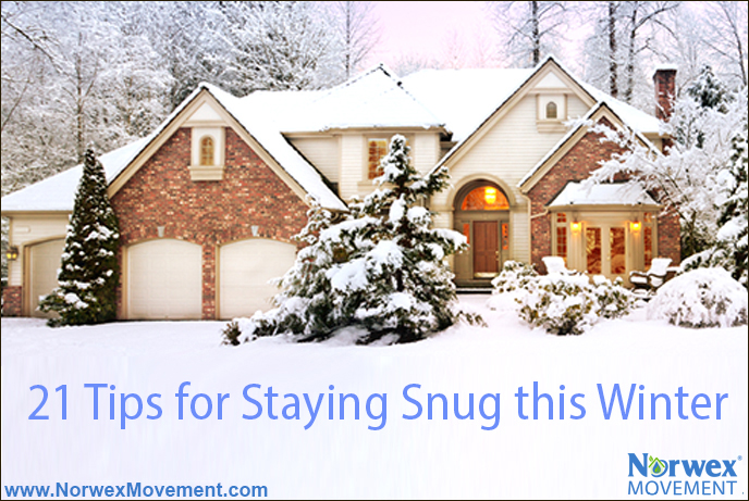 21 Tips for Staying Snug this Winter Part 2