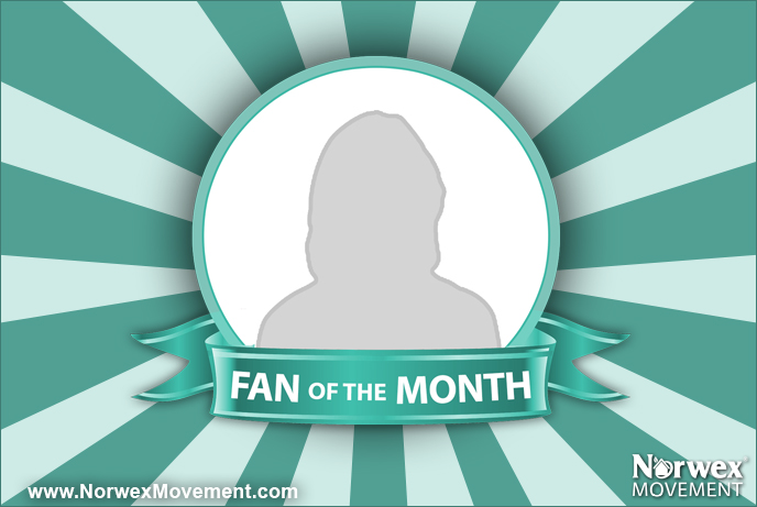 Introducing the Norwex Movement Fan of the Month Club!
