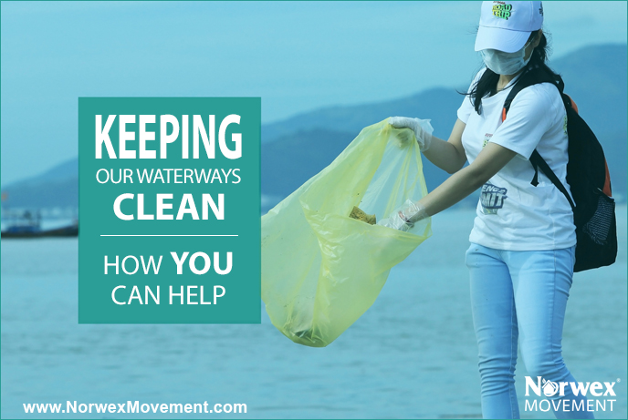 Keeping Our Waterways Clean: How You Can Help