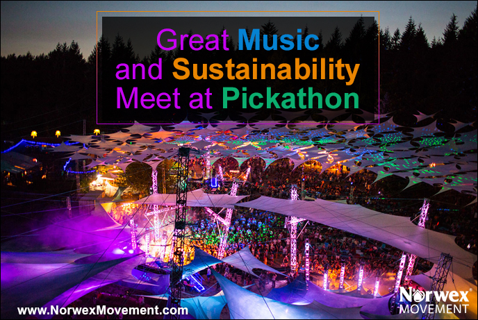 Great Music and Sustainability Meet at Pickathon