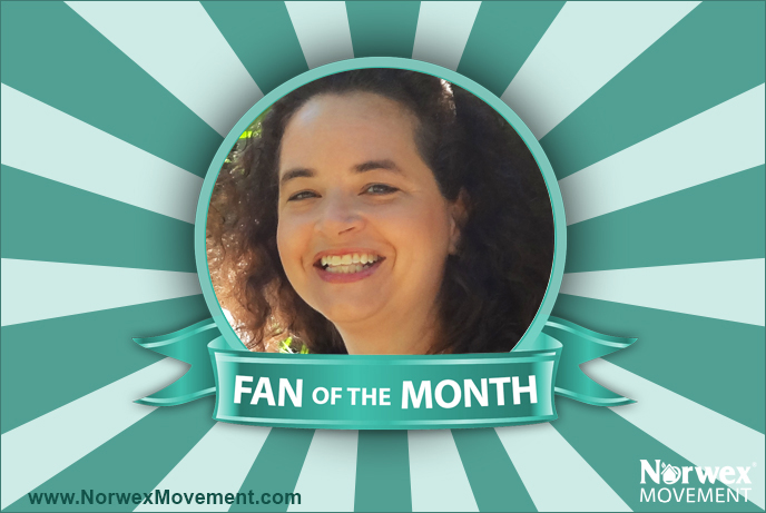 Norwex Movement September 2016 Fan of the Month