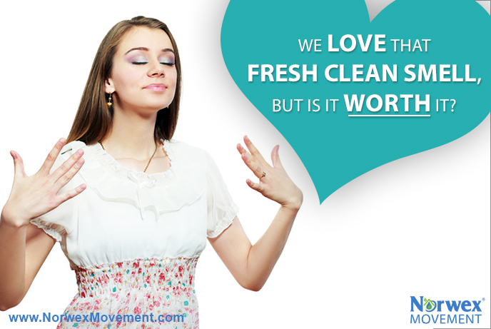 We Love that Fresh Clean Smell, But Is It Worth It?