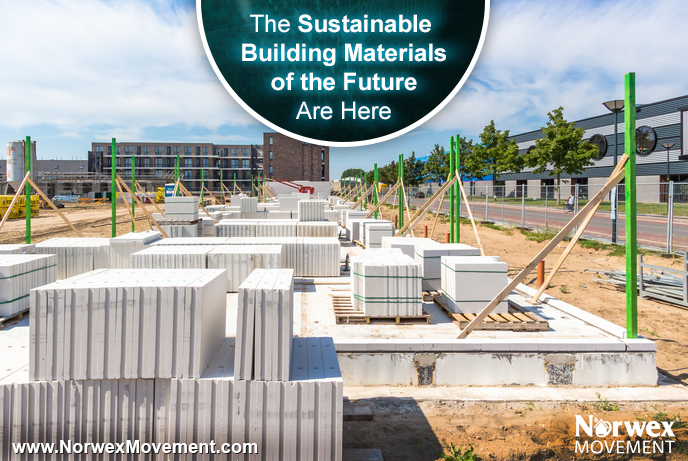 The Sustainable Building Materials of the Future Are Here