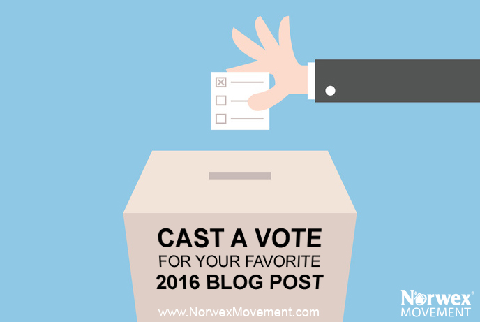 Cast A Vote For Your Favorite 2016 Blog Post