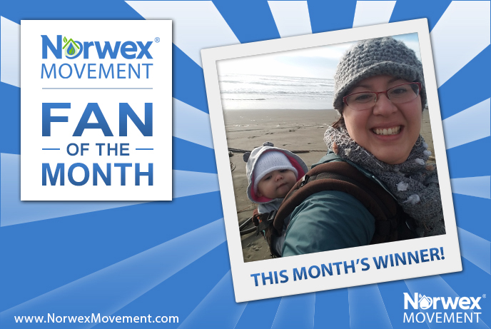 Norwex Movement February 2017 Fan of the Month!