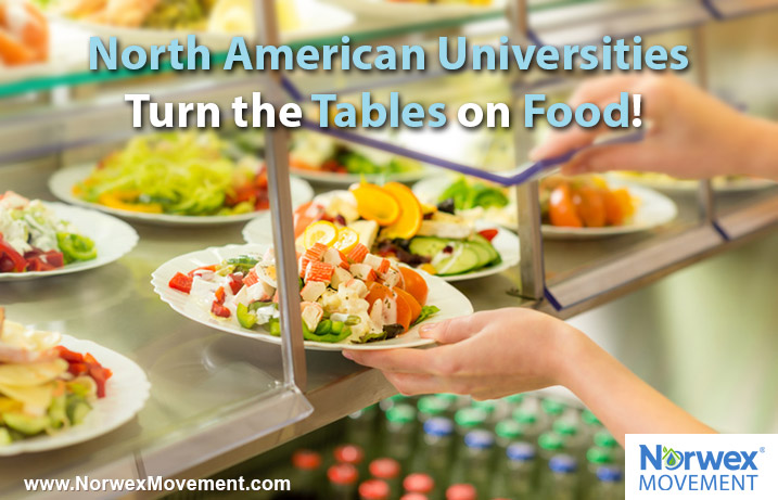 Sustainable Food at the University Table
