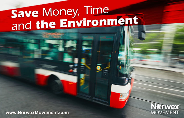 Save Money, Time and the Environment