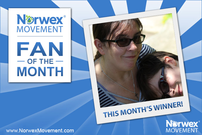 Norwex Movement September 2017 Fan of the Month