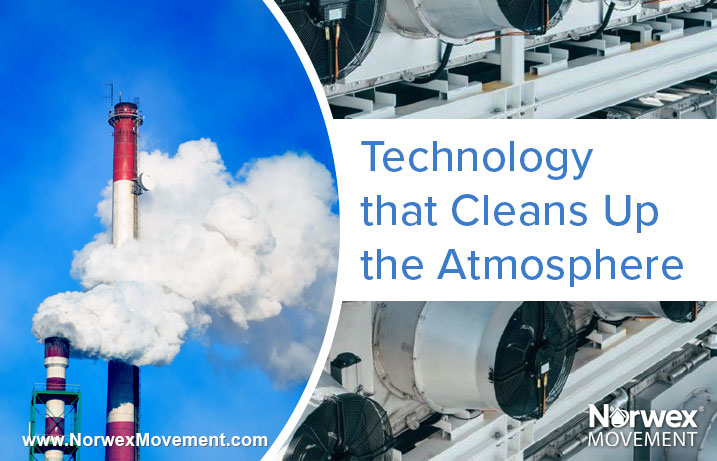 Technology that Cleans Up the Atmosphere