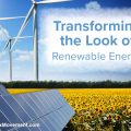Transforming the Look of Renewable Energy
