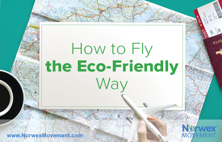 How to Fly the Eco-Friendly Way