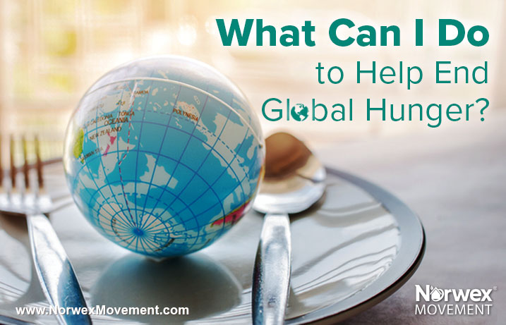 What Can I Do to Help End Global Hunger?