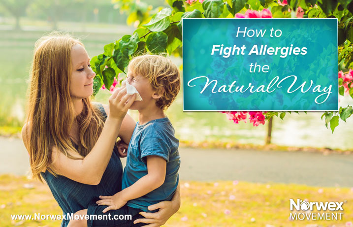 How to Fight Allergies the Natural Way