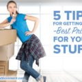 5 Tips for Getting the Best Price for Your Stuff