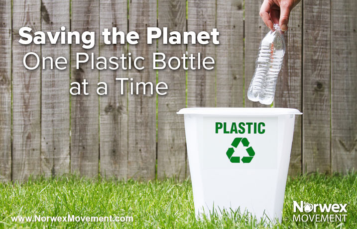 Saving the Planet One Plastic Bottle at a Time