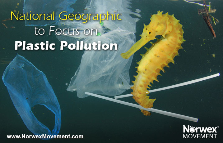 National Geographic to Focus on Plastic Pollution