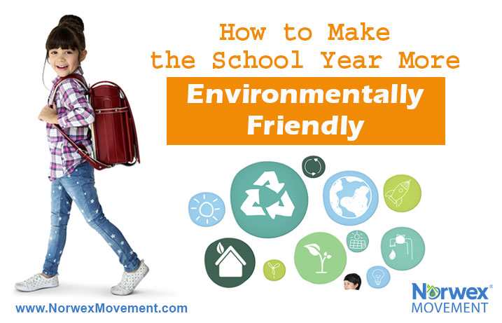 How to Make the School Year More Environmentally Friendly