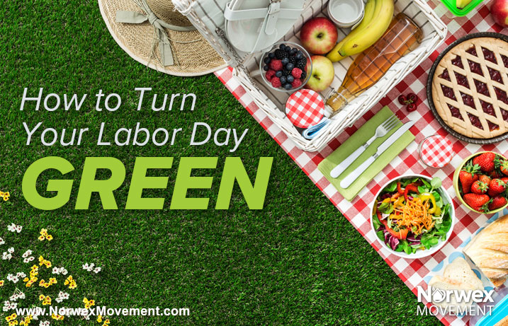 How to Turn Your Labor Day Green