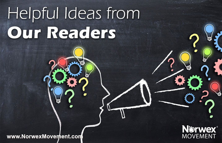 Helpful Ideas from Our Readers