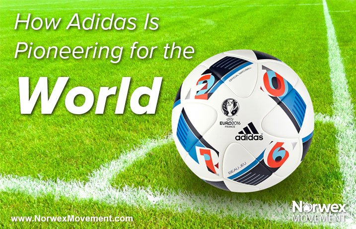 How Adidas Is Pioneering for the World