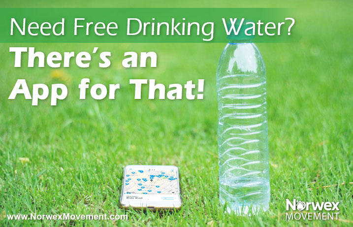 Need Free Drinking Water? There's an App for That!