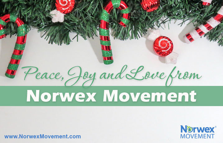 Peace, Joy and Love from Norwex Movement