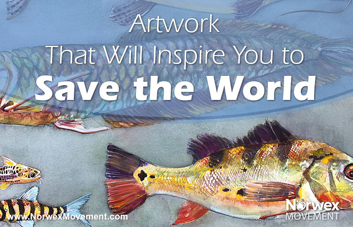 Artwork That Will Inspire You to Save the World