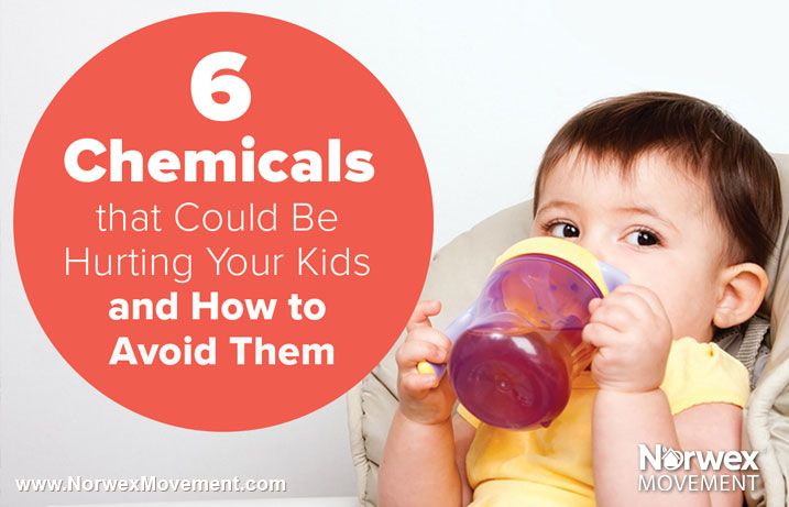 6 Chemicals that Could Be Hurting Your Kids and How to Avoid Them