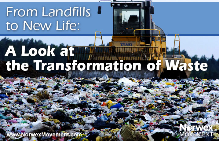 From Landfills to New Life: A Look at the Transformation of Waste