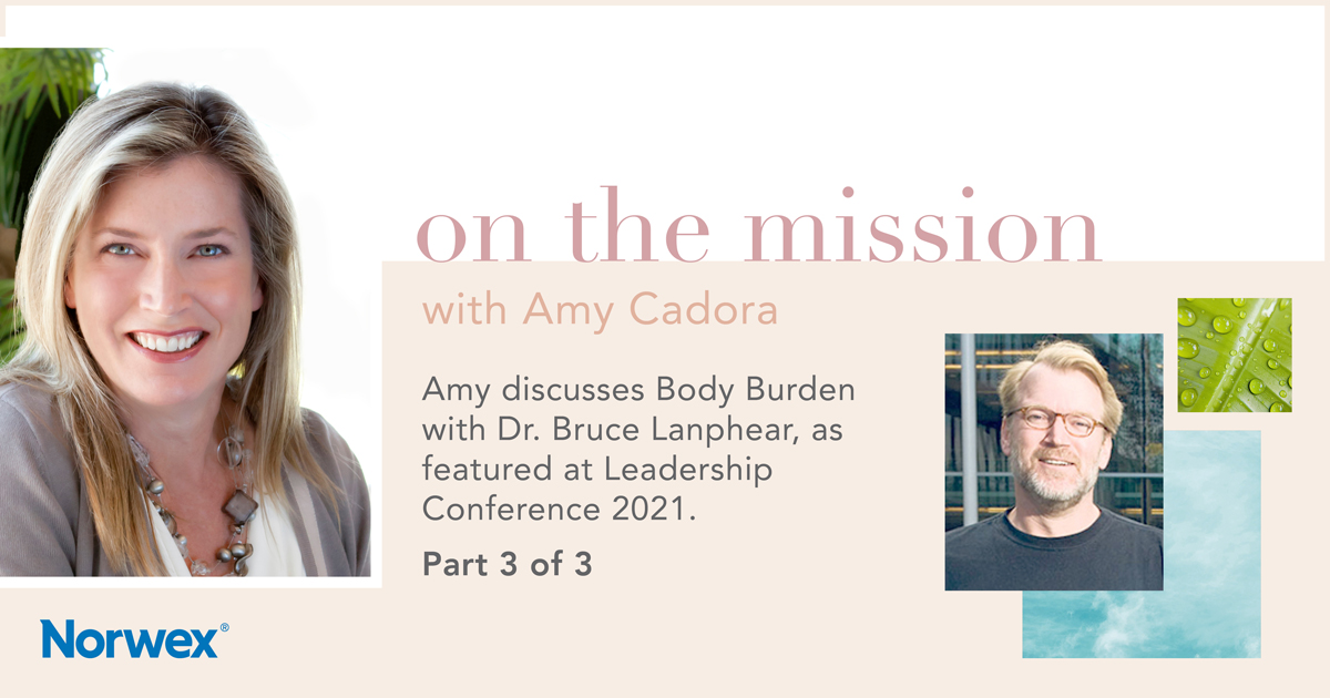 On the Mission: Body Burden Part 3