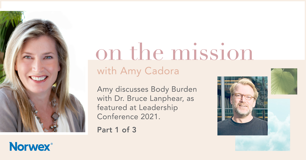 On the Mission: Body Burden